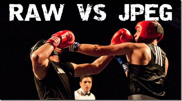 Format RAW ou Format JPEG, que choisir