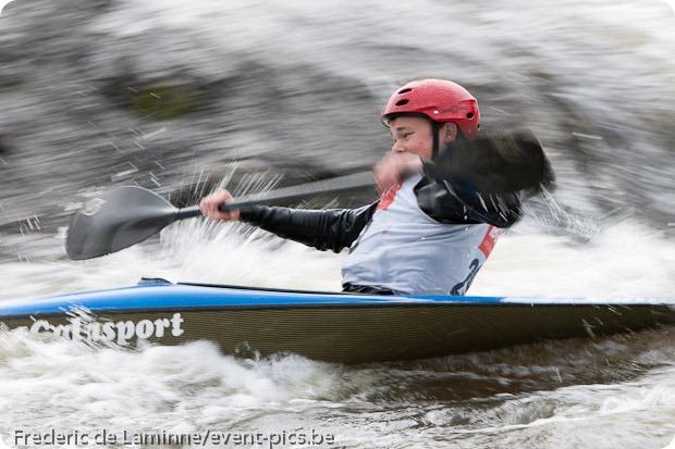 Kayak - Coupe de Belgique Slalom Open
