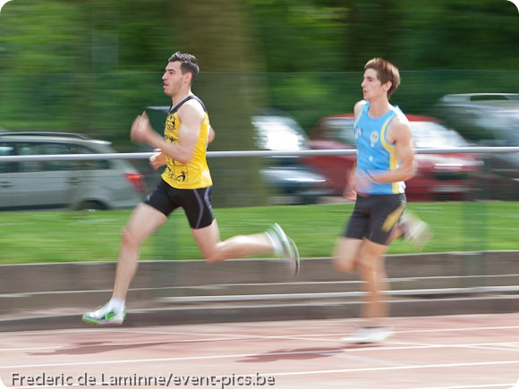 Championnat d'athlétisme LBFA
