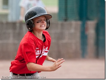 2010 Belgian Little League Championships : Flanders East - Brussels All Stars