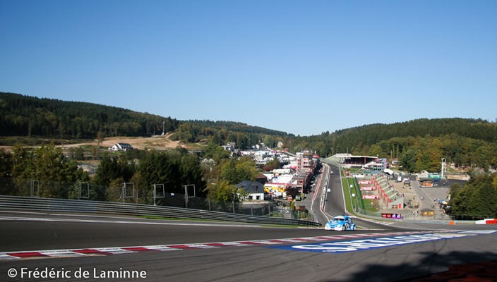Le Raidillon, Spa Francorchamps