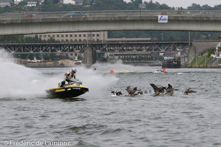 Power Jet Cup 23 juillet 2005 - Namur